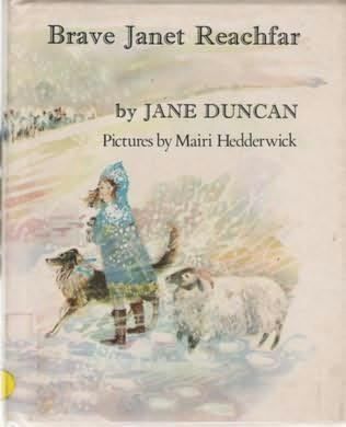 book cover of Brave Janet Reachfar