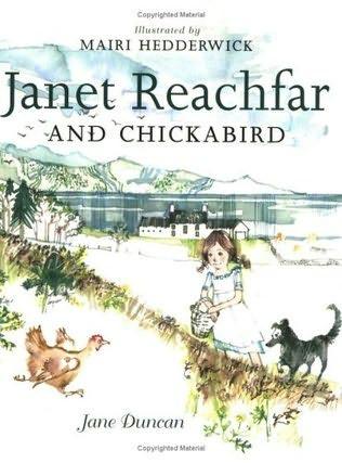 book cover of Janet Reachfar and Chickabird