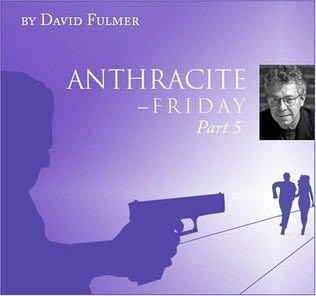 book cover of Anthracite - Friday: Part 5