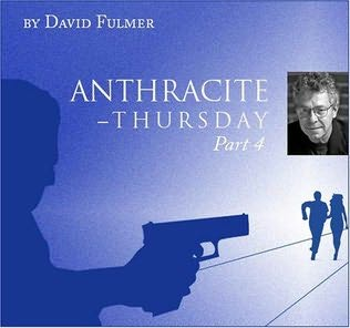 book cover of Anthracite - Thursday: Part 4