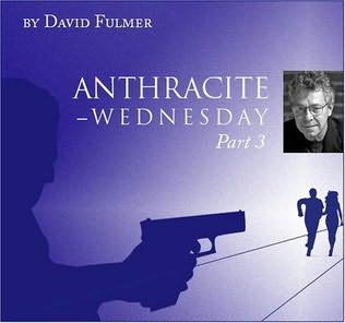 book cover of Anthracite - Wednesday: Part 3