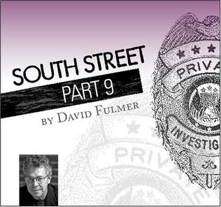 book cover of South Street - Part 9