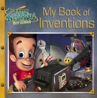 book cover of Jimmy Neutron Boy Genius