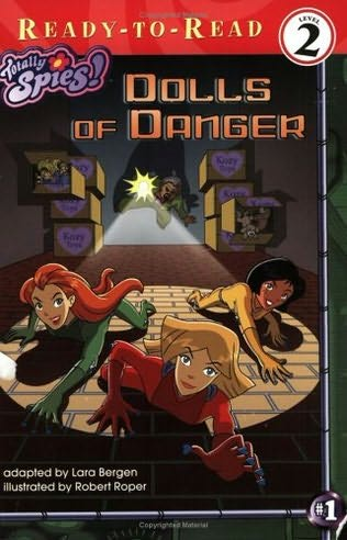 book cover of Dolls of Danger
