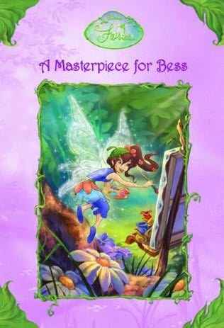 book cover of A Masterpiece for Bess