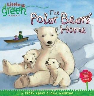 book cover of Polar Bear\'s Home