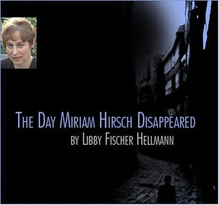book cover of The Day Miriam Hirsch Disappeared