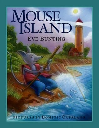 book cover of Mouse Island