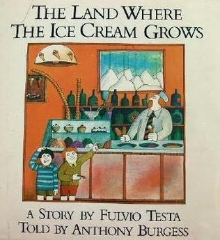 book cover of Land Where the Ice Cream Grows