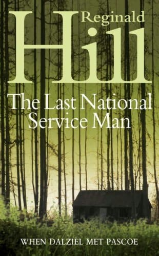 book cover of The Last National Serviceman