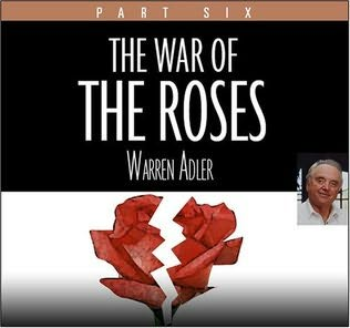 book cover of War of the Roses - Part 6