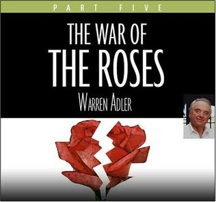 book cover of War of the Roses - Part 5