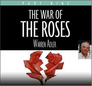 book cover of War of the Roses - Part 9