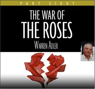 book cover of War of the Roses - Part 8