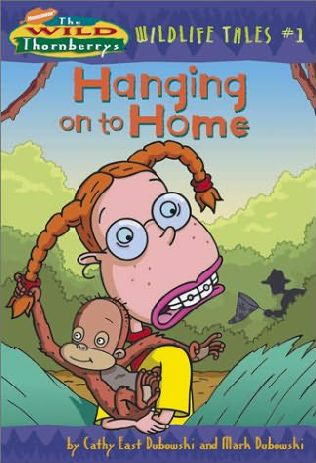 book cover of Hanging on to Home