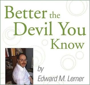 book cover of Better the Devil You Know