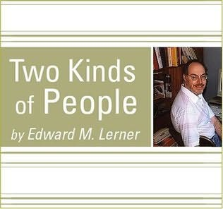 book cover of Two Kinds of People