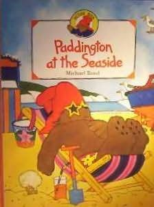 book cover of Paddington at the Seaside