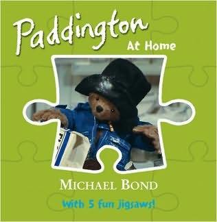 book cover of Paddington at Home
