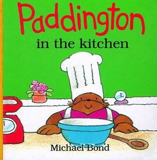 book cover of Paddington in the Kitchen
