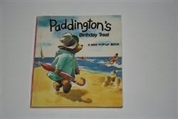 book cover of Paddington\'s Birthday Treat