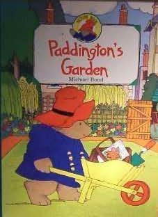 book cover of Paddington\'s Garden