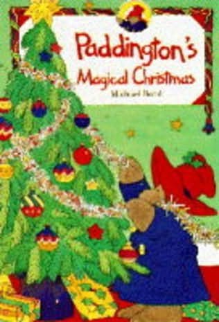 book cover of Paddington\'s Magical Christmas