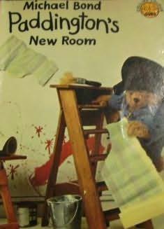 book cover of Paddington\'s New Room