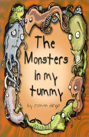book cover of The Monsters in my Tummy