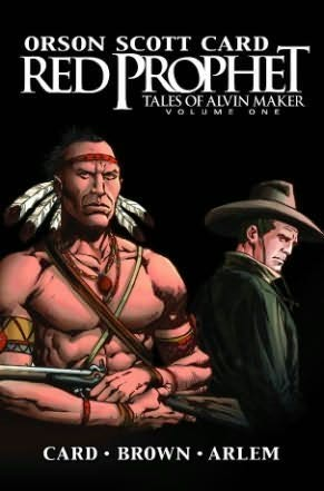 book cover of Red Prophet: The Tales Of Alvin Maker Volume 1
