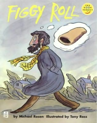 book cover of Figgy Roll