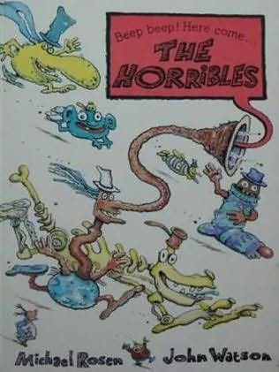 book cover of The Horribles