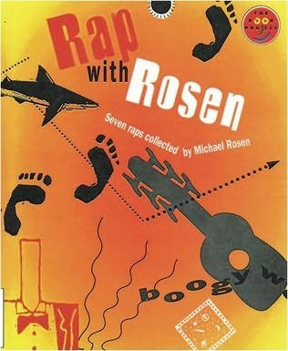 book cover of Rap with Rosen