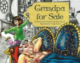 book cover of Grandpa for Sale