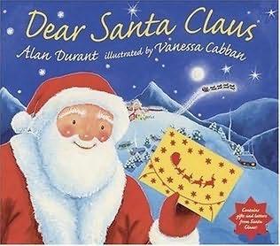 book cover of Dear Santa Claus