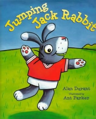 book cover of Jumping Jack Rabbit