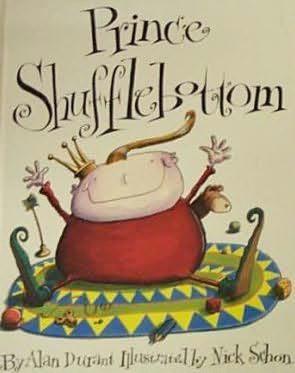 book cover of Prince Shufflebottom
