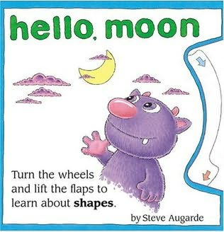 book cover of Hello, Moon