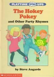 book cover of The Hokey Pokey