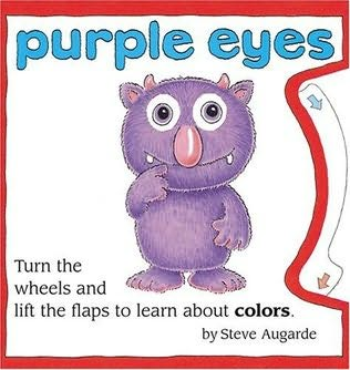 book cover of Purple Eyes