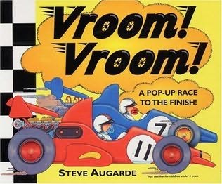 book cover of Vroom! Vroom!