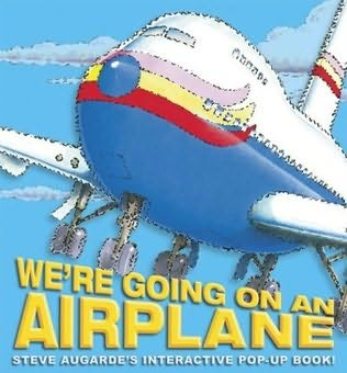 book cover of We\'re Going on an Aeroplane