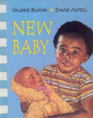 book cover of New Baby