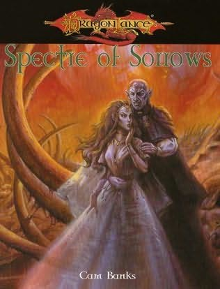 book cover of Spectre of Sorrows