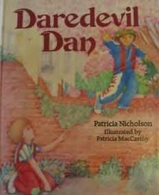 book cover of Daredevil Dan