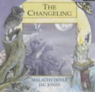 book cover of The Changeling