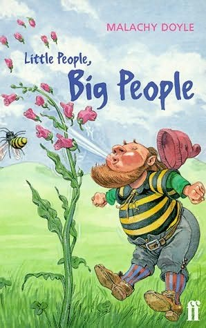 book cover of Little People, Big People