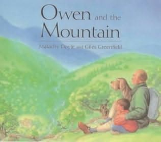 book cover of Owen and the Mountain