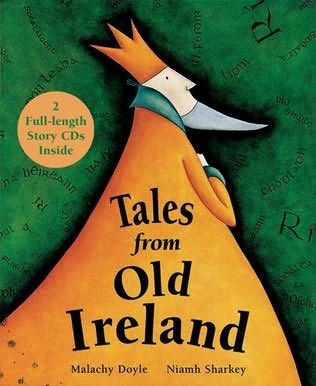 book cover of Tales from Old Ireland