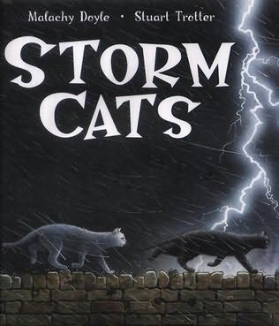 book cover of Storm Cats
